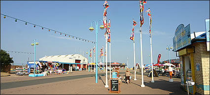 Skegness Tower Esplanade